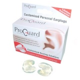 Proguard Custom Full Blocking Earplugs